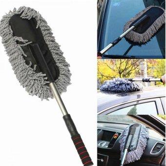 Chổi lau rửa vệ sinh xe hơi sợi dầu cao cấp bản to Senviet SV40