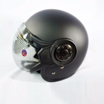 Mũ Bảo Hiểm GRS A368K Tem chuẩn CR
