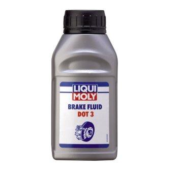 Dầu thắng cao cấp Liqui Moly Dot 3 3089 dùng được cho phanh ABS 500ml
