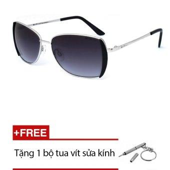 Mua Kính mát Exfash EF5950 924 (Xám khói) + Tặng 1 bộ tua vít sửa kính giá tốt nhất