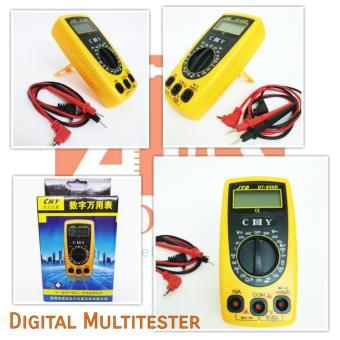 Đồng hồ đo vạn năng cho thợ điện tử CHY DT-830D