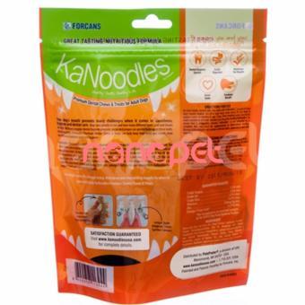Xương Nhai Sạch Răng cho chó KaNoodles Size S Gói 85g