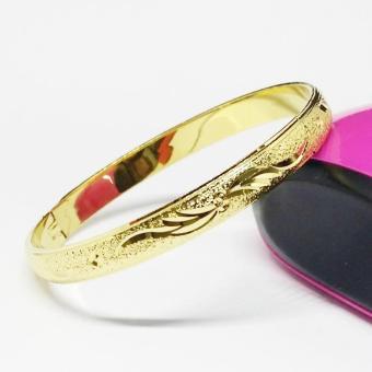 Lắc tay nữ Lamia | Lắc tay nữ mạ vàng Lamia sang trọng