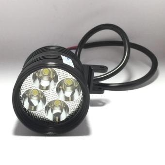 Đèn pha led trợ sáng L4 CYT-T1 gắn xe máy