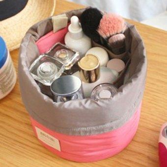 Túi du lịch đựng đồ mỹ phẩm chống nước 205902-2 (Đỏ)