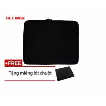 Túi Chống Sốc Laptop 14,1inch + Tặng 1 Bàn Di Chuột