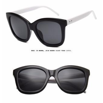 Mắt kính thời trang Nam Manna - 5107 (Gọng trắng)