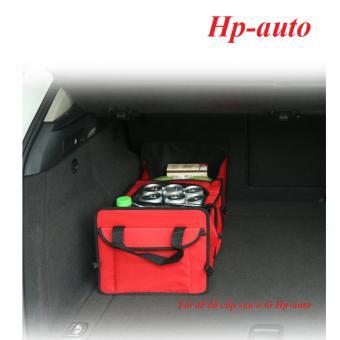 Túi đựng đồ cốp sau ô tô Hp-auto( Đỏ )