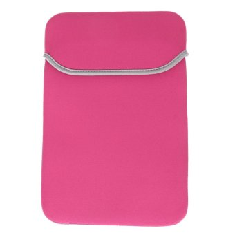 Soft Sleeve Case Bag Pouch Cover for 11.6'' Macbook Air 11'' HP (Rose) - INTL