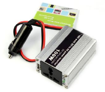 Bộ chuyển đổi nguồn điện từ 12V ra 220V 100W DOXIN TI3