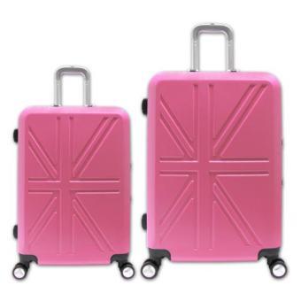 Bộ 2 cái vali vỏ nhựa cứng khóa chập đựng 7Kg và 20kg TAMA LUGGAGE TA234