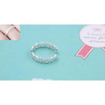 Nhẫn bạc nữ S925 N3226