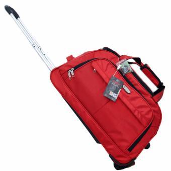 Túi trống cần kéo Hasun HS 665 (đỏ)