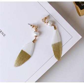 Bông tai thời trang 0820 (vàng)