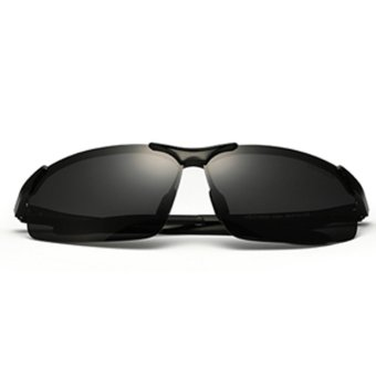 Fancyqube Men's Driver Sunglasses Mirror Outdoor Sports Glasses