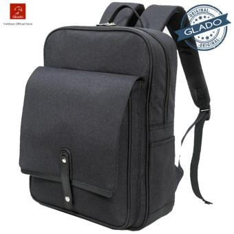 Balo Laptop Thời Trang Glado Cylinder BLC009 (Đen)