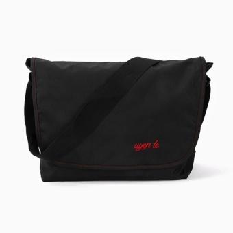 Túi đeo chéo xuất khẩu giá rẻ thương hiệu Uyen le Black