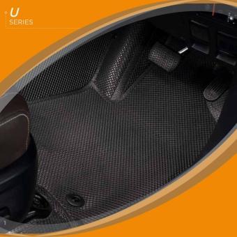 Thảm Lót sàn Ô tô Mazda 2 Back Liners ( Đen )