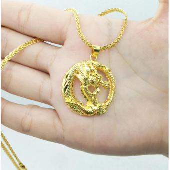 Dây Chuyền Xi Vàng Long Hoàng Gadoshop