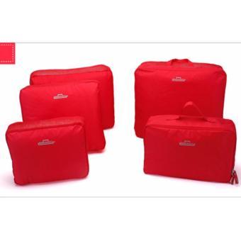 Bộ 5 túi du lịch mỹ phẩm và đồ dùng cá nhân