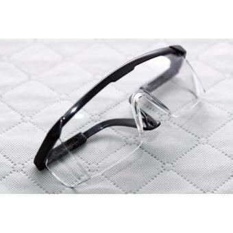 Kính chống bụi bảo vệ mắt cản gió cao cấp KMT02