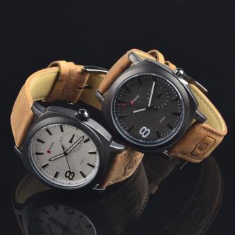 Đồng hồ nam dây da SHSHD đep thời trang trẻ trung