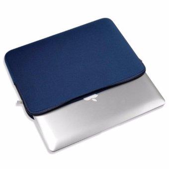 Túi chống sốc Macbook 11 inch (Xanh navi)