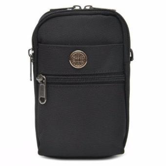 Túi đeo chéo, hông, có móc khóa cao cấp N142