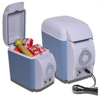 Tủ lạnh mini di động 7.5L dành cho ô tô