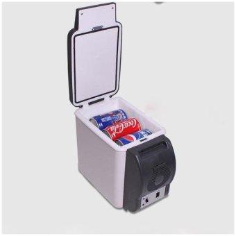 Tủ lạnh di động 6 lít dùng cho Oto L6