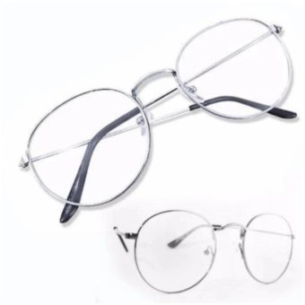 Mắt kính ngố gọng cận Nobita (Trắng)