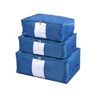 Túi xách du lịch gấp gọn TNT (Xanh)