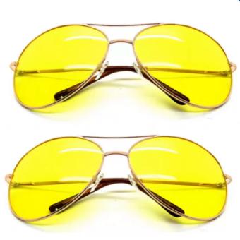 Bộ 2 kính nhìn xuyên màn đêm thời trang nam nữ CT24H