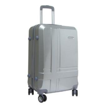 Vali kéo du lịch hành lý ký gởi đựng 20Kg màu xám bạc TA227
