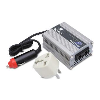 Bộ chuyển đổi nguồn điện từ 12V sang 220V-100W trên ô tô SM04