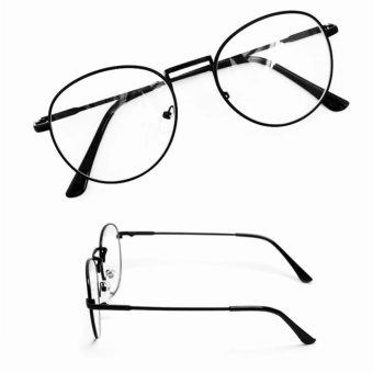 Bộ đôi Mắt kính ngố gọng cận Nobita thời trang HDN-05(đen)