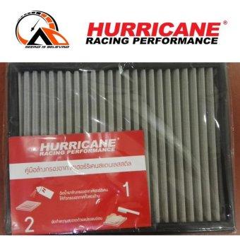 Lọc gió động cơ thép không gỉ Hurricane cho Kia Carens, Kia Rondo