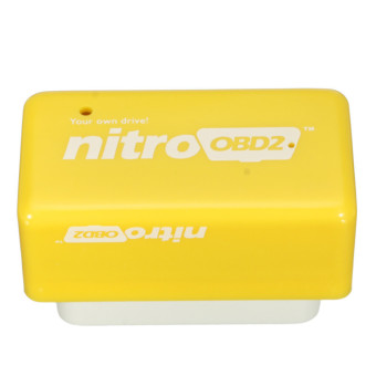 Plug and Drive NitroOBD2 Performance Chip Tuning Box for Benzine Cars Nitro OBD2 - Intl