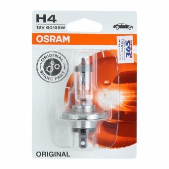Bộ 2 bóng đèn ô tô Osram H4 Original 12V