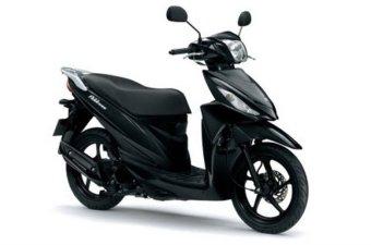 Xe tay ga Suzuki Address 110cc - Đen