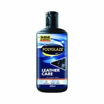 Dung dịch bảo dưỡng da bọc nệm xe Polyglaze Leather Care 300ml