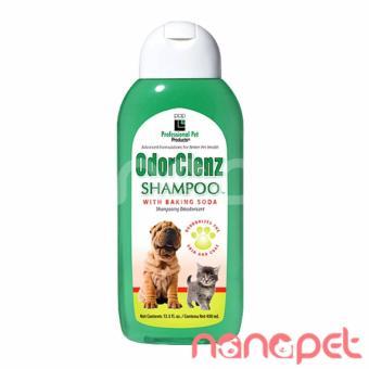Sữa tắm khử mùi cho chó PPP OdorClenz Chai 400ml
