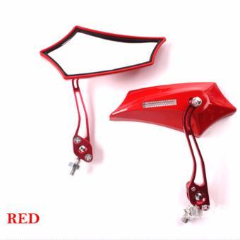 Gương xe máy Soko Mirror ( Đỏ)