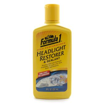 Đánh bóng và phục hồi đèn pha ô tô Formula 1 - Headlight Restorer 615874 237ml (Vàng)
