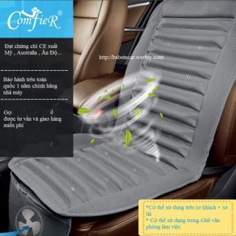 Nệm mát ghế lái - Comfier Làm lạnh ghế lái - Thỏa mái vivu