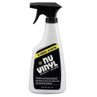 Dung dịch bảo vệ & phục hồi sáng bóng nội thất xe hơi Nu Finish Vinyl NV-300 473ml