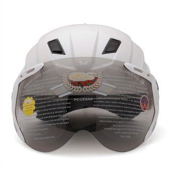 Nón bảo hiểm GRS A737K (Trắng)