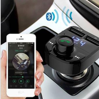 TẩU SạC Mp3 KếT NốI Bluetooth Trên Xe Oto