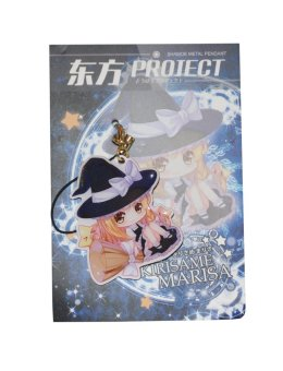 Móc khóa Anime dễ thương Shamoe Touhou Project - Kirishame Marisa