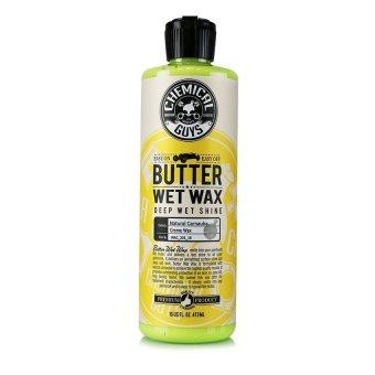 Kem Wax Bóng Sơn Chemical Guys Butter Wer Wax Deep Wet Shine 473ml